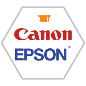 Canon and Epson Printers